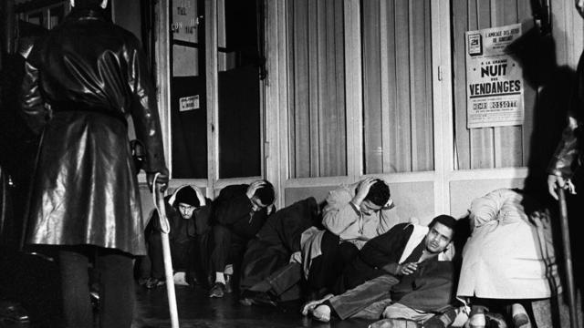 Plusieurs dizaines d'Algériens ont trouvé la mort ce 17 octobre 1961.
