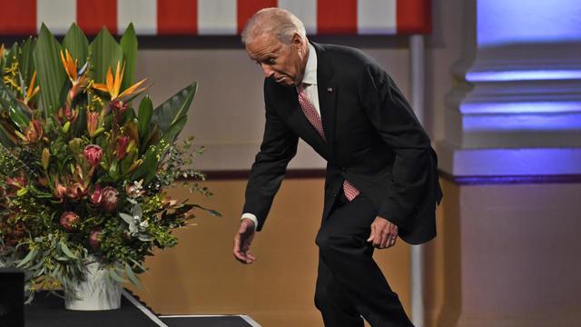 Joe Biden est souvent moqué pour son côté gaffeur