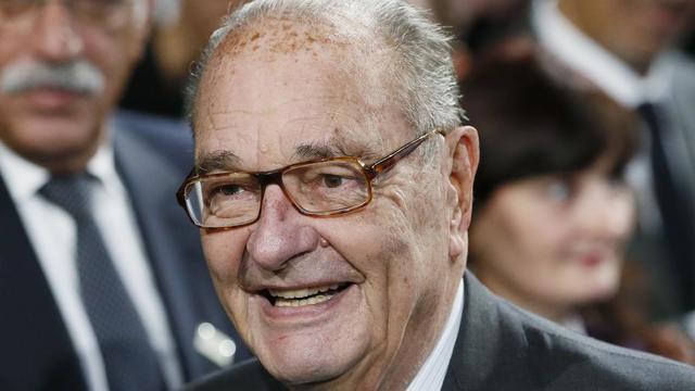 Jacques Chirac est mort à l'âge de 86 ans.