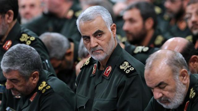 Selon le chef de la diplomatie américaine Mike Pompeo, le général iranien Qassem Soleimani préparait une «action d'envergure», qui aurait «mis en danger des dizaines, voire des centaines, de vies américaines».