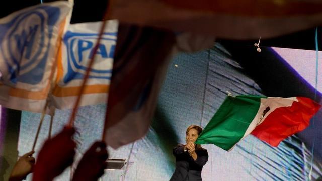 Campagne présidentielle au Mexique