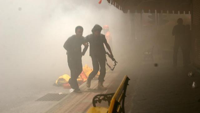 Attentats à la bombe en Thaïlande