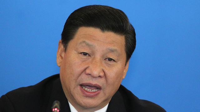 Xi Jinping, le 19 août 2011.