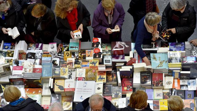 Le thriller est un genre à succès dans les librairies
