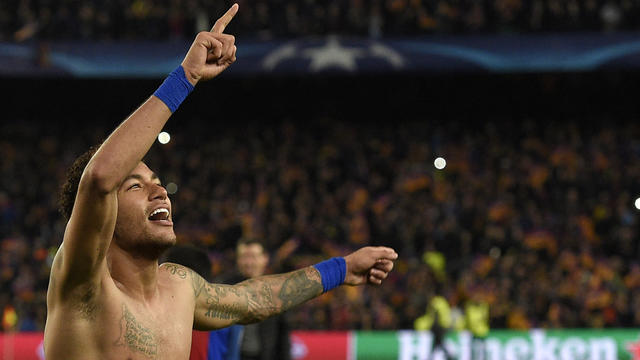 Que Signifient Les Tatouages De Neymar Www Cnews Fr