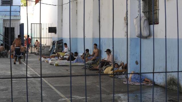 La plupart des quelque 80 fugitifs sont membres de l'organisation Primer Comando de la Capital (PCC), un puissant cartel brésilien.