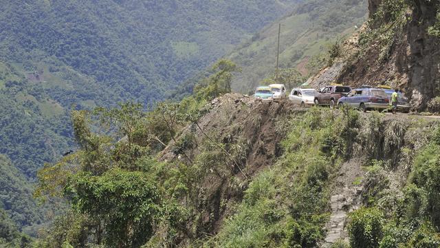 L'accident est survenu à 90 km au nord de La Paz, alors que l'autocar se dirigeait vers la localité de Rurrenabaque, dans l'Amazonie bolivienne. (Image d'illustration).