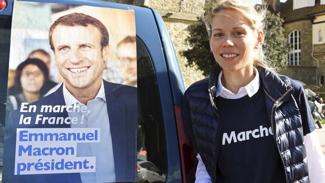 Tout Savoir Sur Tiphaine Auziere La Fille De Brigitte Macron Cnews