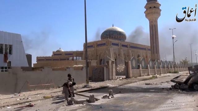 L'armée irakienne a bombardé Bagdad accidentellement. (illustration)