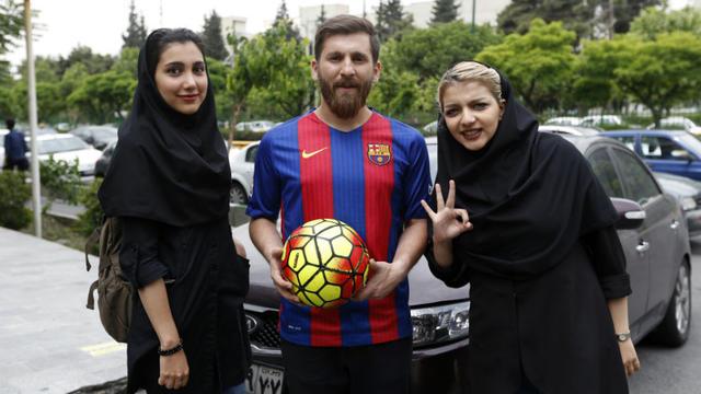 Le sosie de Messi s'est défendu sur Instagram.