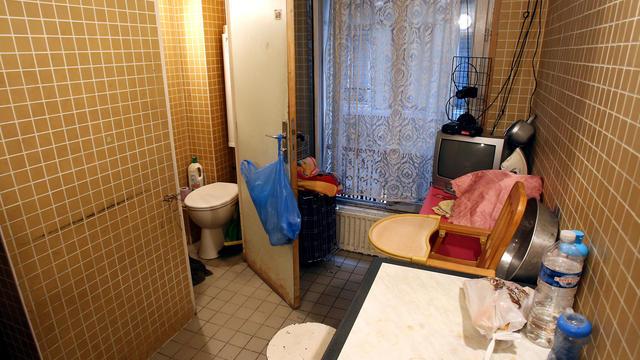 Près de 500.000 Franciliens vivent «privés de tout confort» selon la Fondation Abbé Pierre.