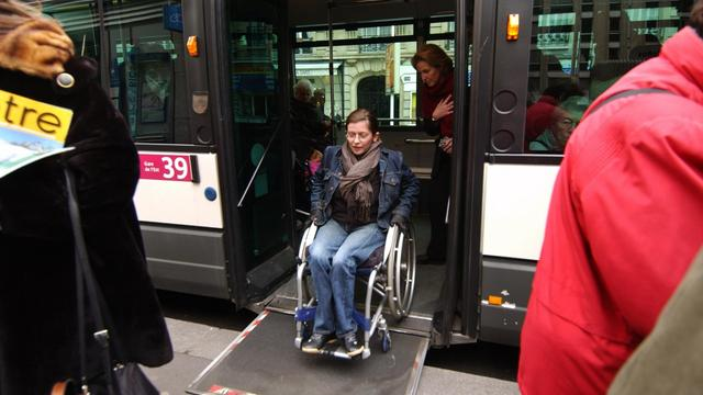 Handicap Paris