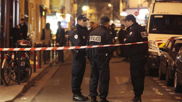 Des policiers à Paris (archives).