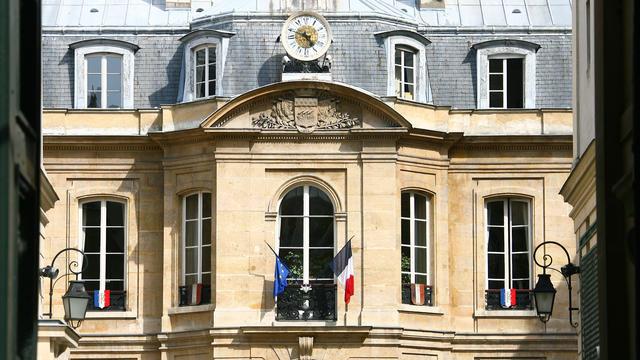 Située rue Drouot, la mairie du 9e est inscrite aux «Monuments historiques» depuis 1927.