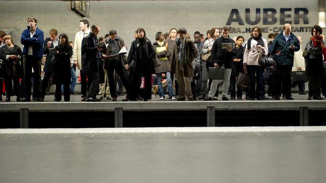 Paris : une femme accouche dans le RER A