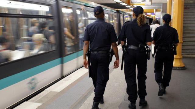 Près de 5 000 personnes assurent la sécurité dans les transports franciliens.