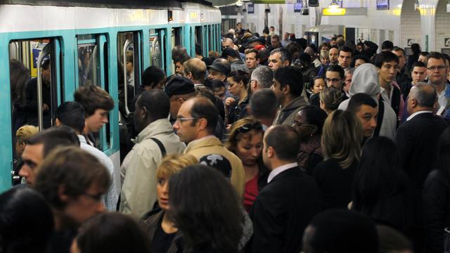 L'homme agissait sur la ligne 5, entre République et Gare de l'Est.
