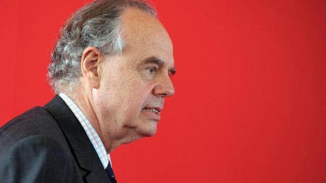 Frédéric Mitterrand, ministre de la Culture