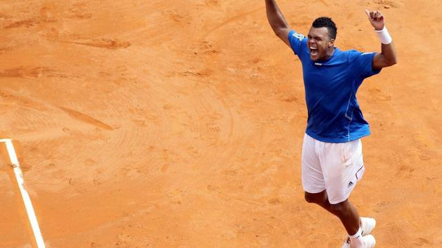 Coupe Davis : Tsonga bat Ryan Harrison