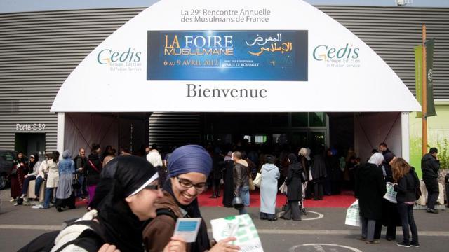 Hébergement pendant le salon - Rencontre des musulmans de France