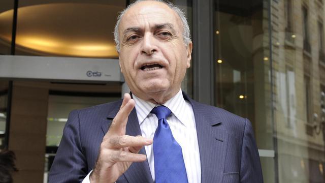 Ziad Takieddine le 24 avril 2012.