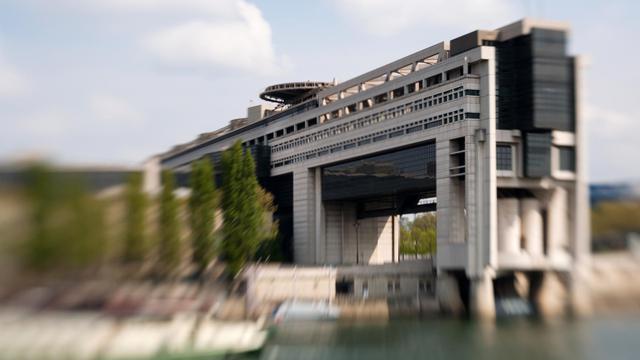 Bercy, le ministère de l'économie