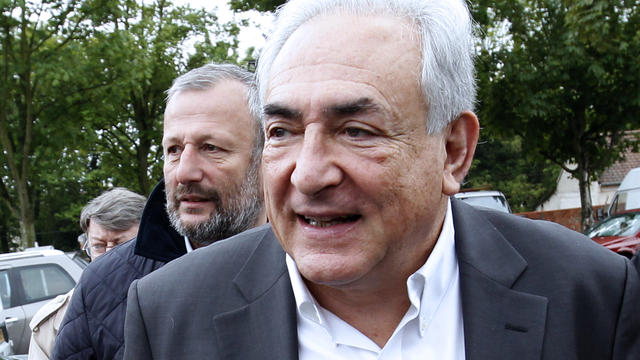 Dominique Strauss-Kahn le 6 mai 2012