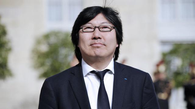 Jean-Vincent Placé le 15 mai 2012.