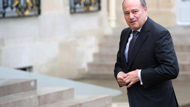 Jean-Michel Baylet le 8 juin 2012