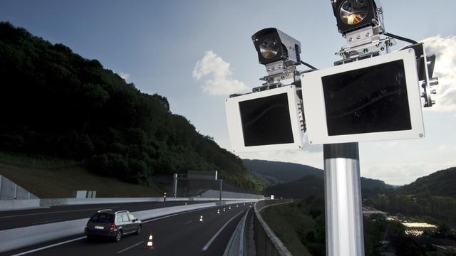 Radar-tronçon
