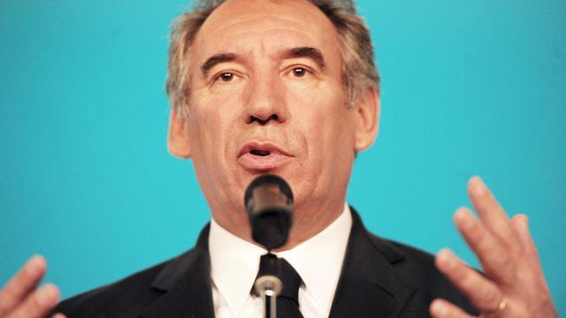 François Bayrou le 30 juin 2012.