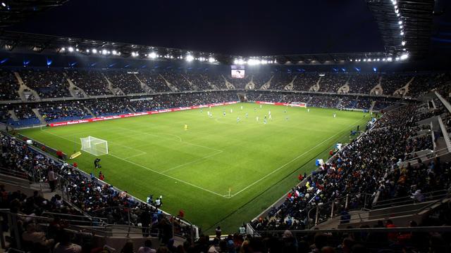 Le stade Océane du Havre a été inauguré en 2012