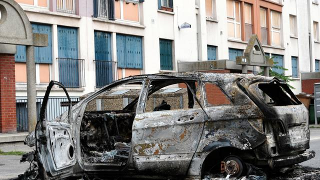 Violences à Amiens