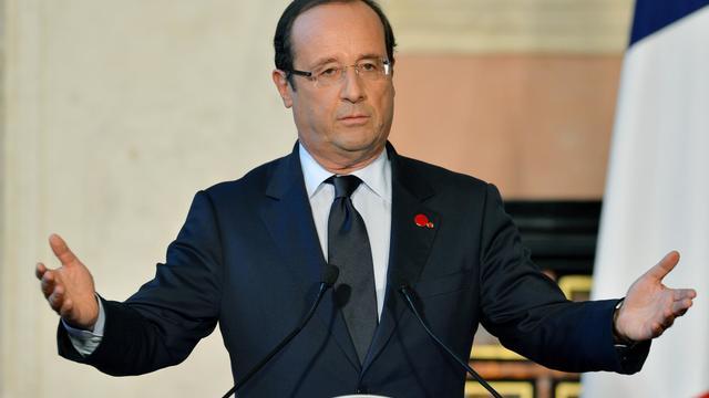 François Hollande le 4 septembre 2012.