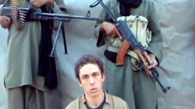 Sur ces images Pierre Legrand, enlevés le 16 septembre 2010 sur le site d'extraction d'uranium d'Arlit, au Niger.