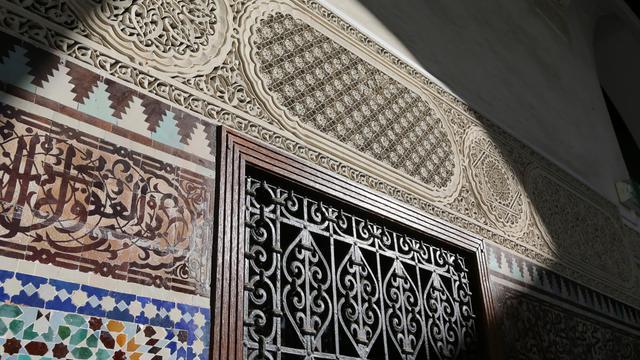 La Grande Mosquée de Paris, le 19 septembre 2012