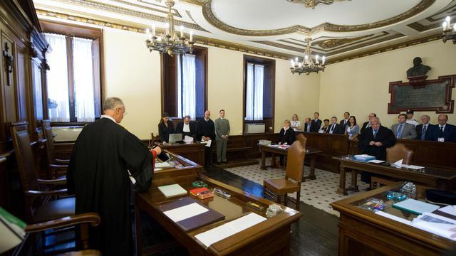 Le procès du majordome se tient au vatican
