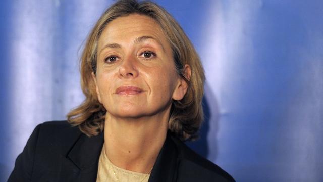 Valérie Pécresse, chef de file de l'UMP au conseil régional d'Ile-de-France