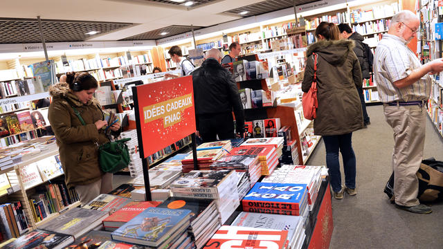 La période de Noël fait le bonheur des libraires