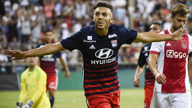 Amine Gouiri, l'une des révélations de Ligue 1 cette saison ?