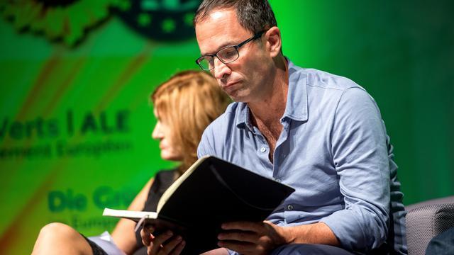 Benoit Hamon, l'ancien candidat PS à la présidentielle a rejoint le groupe écologiste au conseil régional d'Ile-de-France.