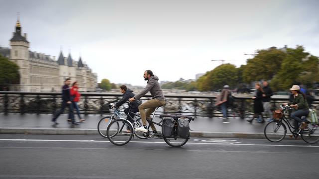 Depuis le 1er janvier, 147 cyclistes ont été blessés selon les chiffres de la préfecture de police de Paris.