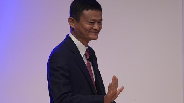 Jack Ma, cofondateur du géant chinois Alibaba, va prendre sa retraite