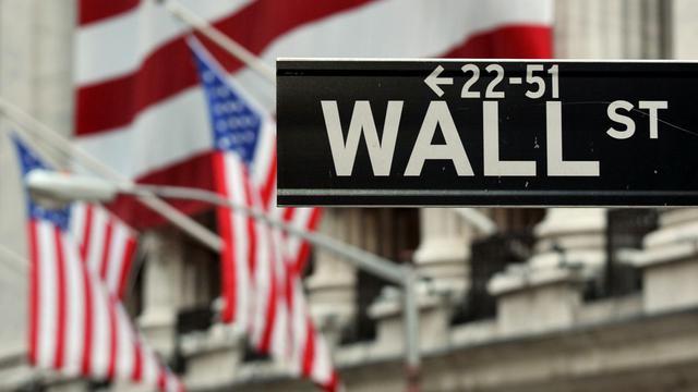 La bourse de New-York