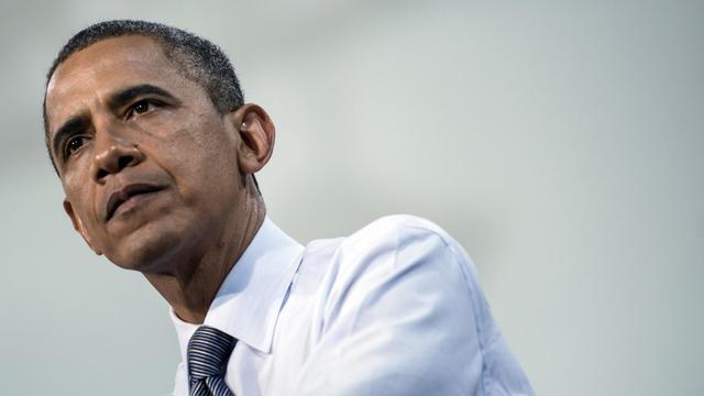Barack Obama, le 12 septembre dernier.