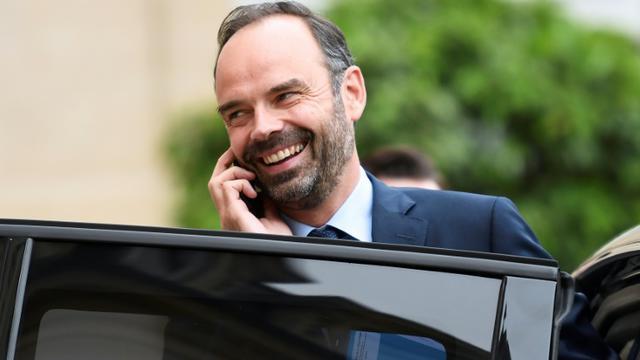 Le Premier ministre français Edouard Philippe à Paris, le 11 juillet 2017 [bertrand GUAY / AFP]