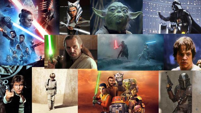 Neuf films, au moins trois séries d'animation, deux spin-offs… la galaxie est riche, très riche.