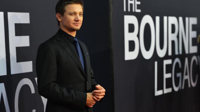 """""""Jason Bourne: l'héritage"""" a détrôné de la tête du box-office nord-américain."""