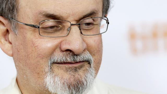 L'auteur Salman Rushdie, le 9 septembre 2012 à Toronto [Jemal Countess / Getty Images/AFP/Archives]