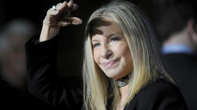 La chanteuse et actrice américaine Barbara Streisand le 11 décembre 2012 à Westwood, en Californie [Jason Merritt / Getty Images/AFP/Archives]